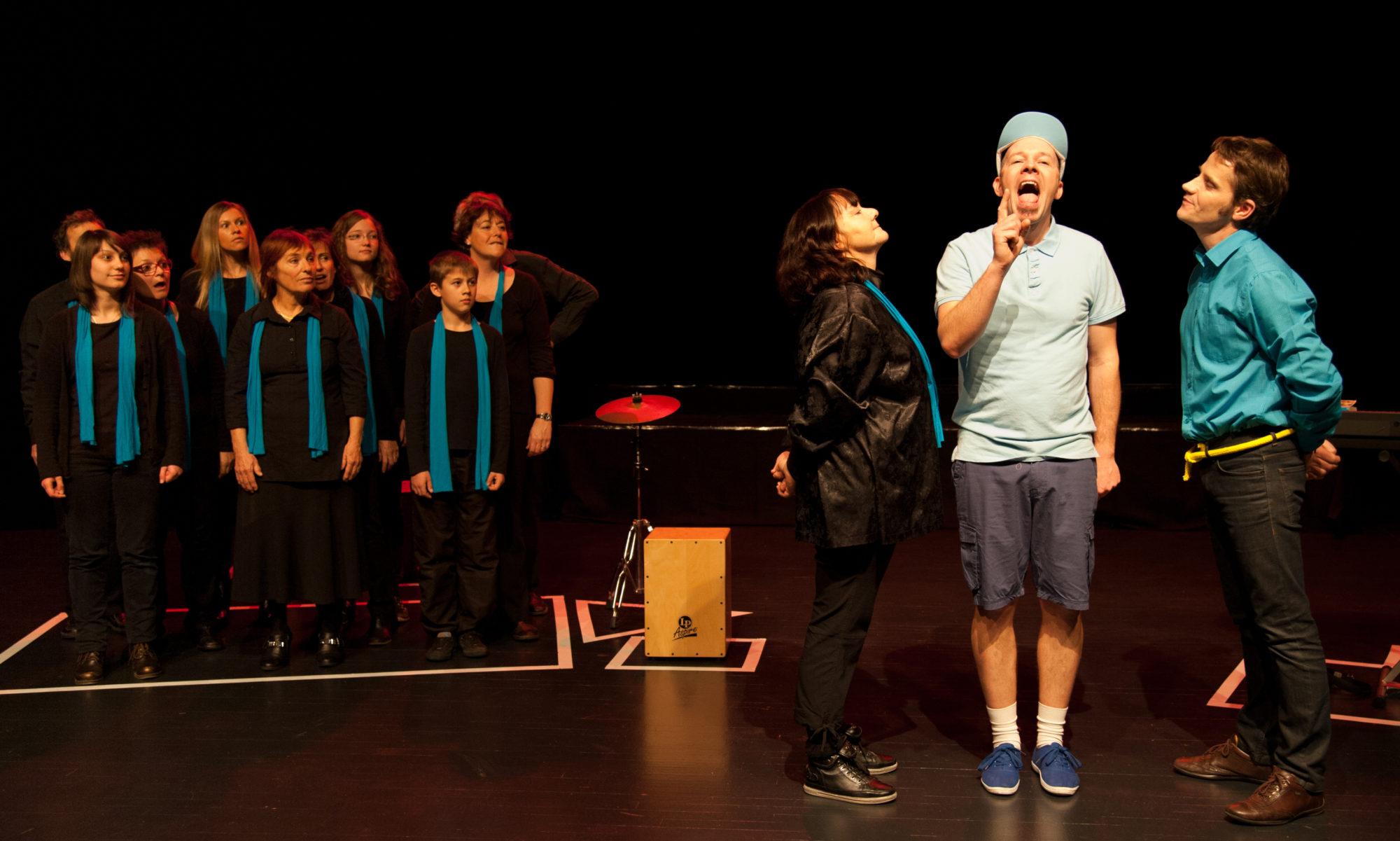 Accents Toniques - théâtre musical